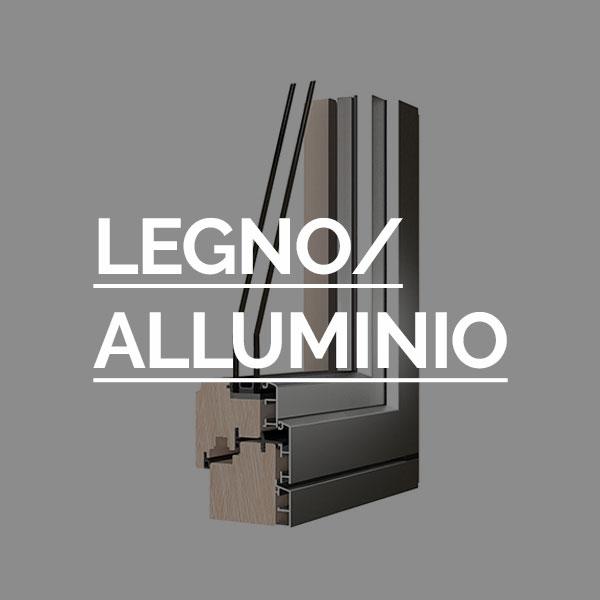 legno / Alluminio - Infissi Fratelli Modrone